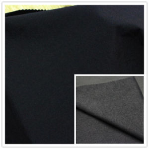 Woven Spandex Nylon Sportswear Satin Fabric for Garment pictures & photos