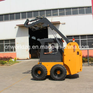 Durable Good Quality Load Mini Skid Steer Loader for Sale pictures & photos