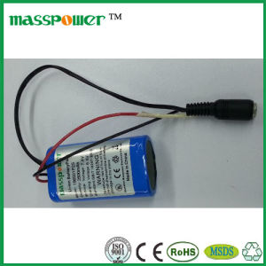 Quality Material Rechargeable Li-ion Battery Pack 7.4V 2300mAh pictures & photos