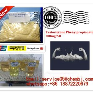 Safe Delivery Anabolic Steroids Injection Test Pheny /Testosterone Phenylpropionate pictures & photos