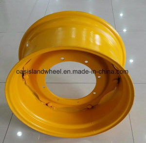 Agricultural Steel Wheel Rim W8X24 for Tractor pictures & photos