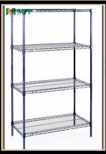 Black Wire Shelving pictures & photos