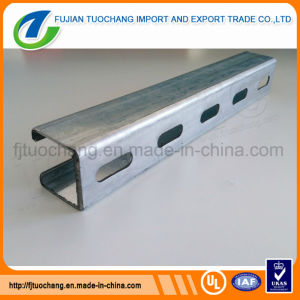 Hot Sale Steel Slotted Strut Gi Channel pictures & photos