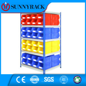 Stackable PP Material Industrial Spare Parts Storage Plastic Bin pictures & photos