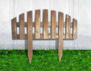 Vintage Outdoor Garden Wooden Fence for Garden Decoration pictures & photos