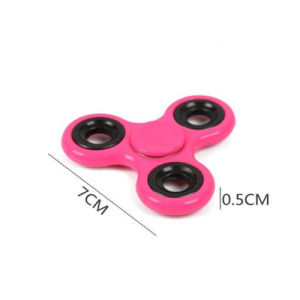 Colorful Fidget Toy Plastic EDC Finger Hand Spinner for Relieve Stress pictures & photos
