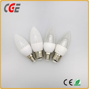 Ce&ISO Certified 5W E14 LED Candle Light LED Bulb LED Lamps pictures & photos