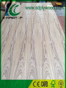 Crown Cut Teak Plywood AA Grade Hot Sale for India pictures & photos