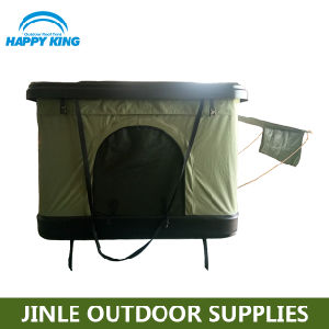 2017 High Quality ABS Waterproof Canvas Hard Shell Roof Top Tent pictures & photos