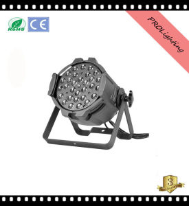 Super Bright Zoom LED PAR Can Lights 30X3w Rgbwy 5-in-1 Portable Stage Lighting pictures & photos