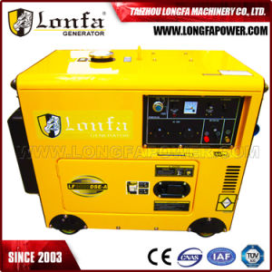 3kVA Home Use Silent Type Diesel Generator pictures & photos