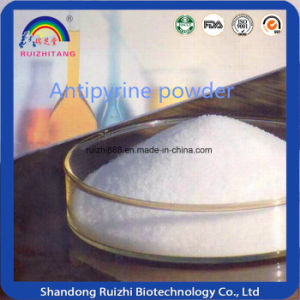 Bulk Pharmaceutical Chemicals a White Crystallline Antipyrine Powder pictures & photos