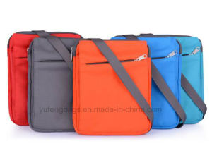 Simplicity Different Colors Laptop Shoulder Bag Messenger Bag Yf-MB1607 pictures & photos