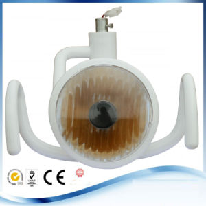 22mm Mounth Yellow Light Dental Chair Lamp pictures & photos
