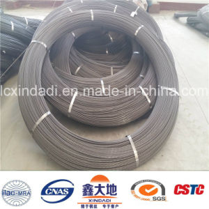 1670MPa 7.0mm Non Alloy PC Iron Wire for Bangladesh pictures & photos