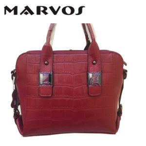 Wholesale Ladies Leather Handbag / Tote Handbag (MA1647) pictures & photos