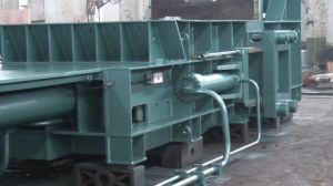 Metal Packing Machine/Scrap Metal Baler Tc-E30 pictures & photos