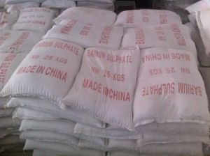 Barium Sulfate, 3000 Mesh, Made in China pictures & photos