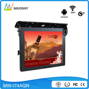 Hot Sell Bus 17 Inch LCD Ad Player with Android 4.2 (MW-174AQN) pictures & photos