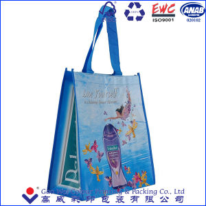 Custom Non Woven Bag for Shopping, Laminated Fabric Promotion Bag pictures & photos