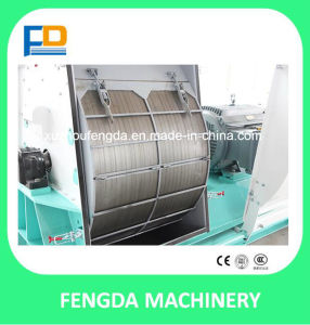 Sfsp Series Livestock Feed Hammer Mill Used for Corn, Soybean, Maize pictures & photos