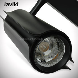 20W/30W COB LED Track Lighting Ceiling Track Lamp with 2/3/4 Wires Track Rail pictures & photos