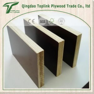 Phenolic Glue Brown Film Faced Plywood with Hardwood Core pictures & photos