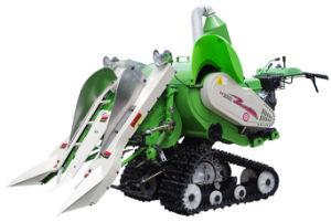 4lz-0.3la Mini Harvester/ Walk Behind Crawler Harvester pictures & photos