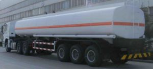Hot Sale Oil Tank Semi Trailer pictures & photos
