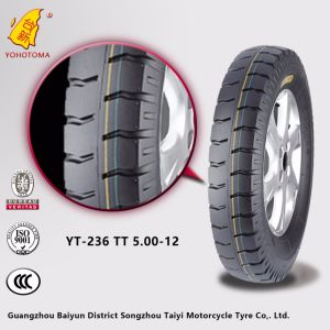 Hot Sale China Motorcycle Tire for Tricycle 400-8 pictures & photos