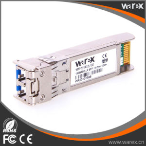 Extreme Networks 10GB-LR-SFPP Compatible 10GBASE-LR SFP+ 1310nm 10km DOM Transceiver pictures & photos