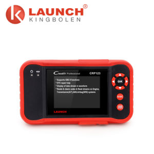 Launch Creader Crp123 Code Scanner Support Diagnostic Tool Online Update pictures & photos