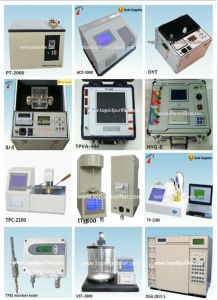 Laboratory Transformer Oil Test Equipment (DYT-60) pictures & photos