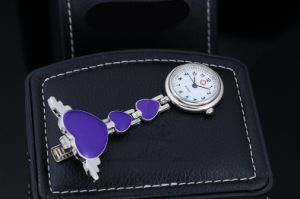 Water Resistant Alloy Material Nurse Medical Watch pictures & photos