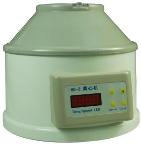 Laboratory Portable Centrifuge with Speed of 4000rpm 80-3D pictures & photos