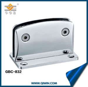 Glass Fiiting Zinc Alloy Bathroom Hinge pictures & photos