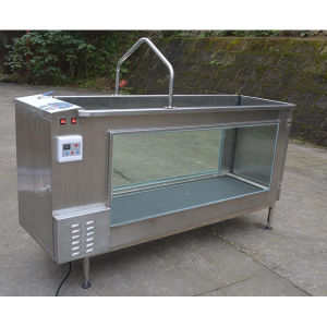 Hot Sale Water Cycle Function Hydrotherapy Treadmill for Dogs pictures & photos