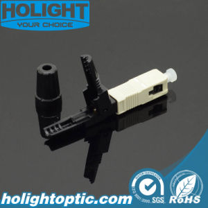 Sc mm Quick Connector for FTTH pictures & photos