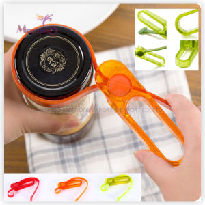 Plastic as+PVC Multi-Functional Creative Can Opener (4*7*13cm) pictures & photos