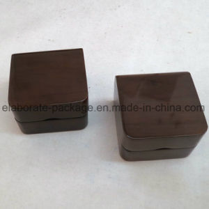 OEM Elegant Wooden Gift Ring Packaging Box Wholesale pictures & photos