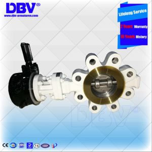 Ce Approval Casting Wcb Lug Type Butterfly Valve pictures & photos
