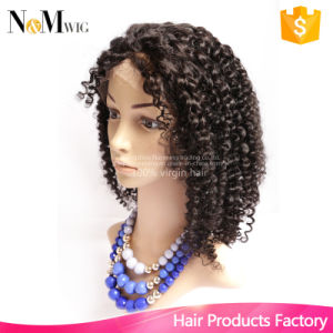 K. S Wigs Hot Sale! 100% Human Hair Extensoin Remy Human Hair pictures & photos