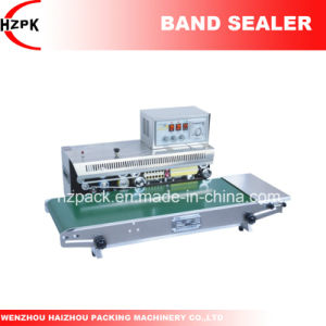 Fr-980 Automatic Continuous Band Sealer Band Sealing Machine with Solid-Ink Coding (Widen) From China pictures & photos