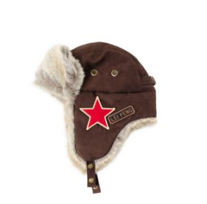 Faux Fur Embroidery Trapper Hat pictures & photos