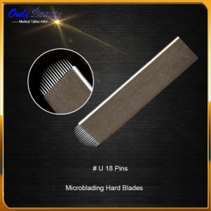 50 PCS Sterilized High Quality Metal Sharp Needle Blades pictures & photos
