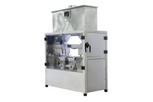 Nuoen Four Stations Automatic Weighing Machine for Particles/Powder pictures & photos