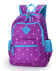 Colorful Printed Backpack for School, Travel, Outdoor Activity pictures & photos