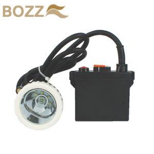 5W CREE 30000lux 11.4ah Li-ion Coal Caplamp Miner Lamp (BK30000) pictures & photos