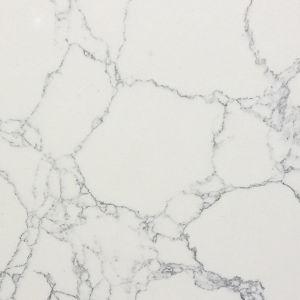 Carrara Quartz Stone pictures & photos