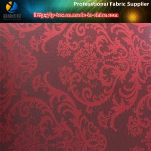Vintage Jacquard, Polyester Taffeta Twill Fabric for Lining (23) pictures & photos